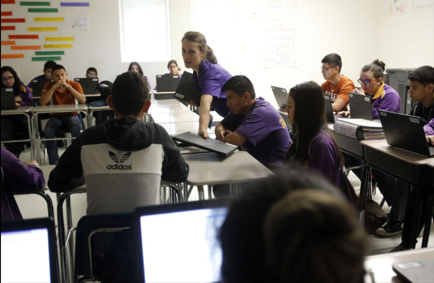 idea public schools offers coding class to students in partnership