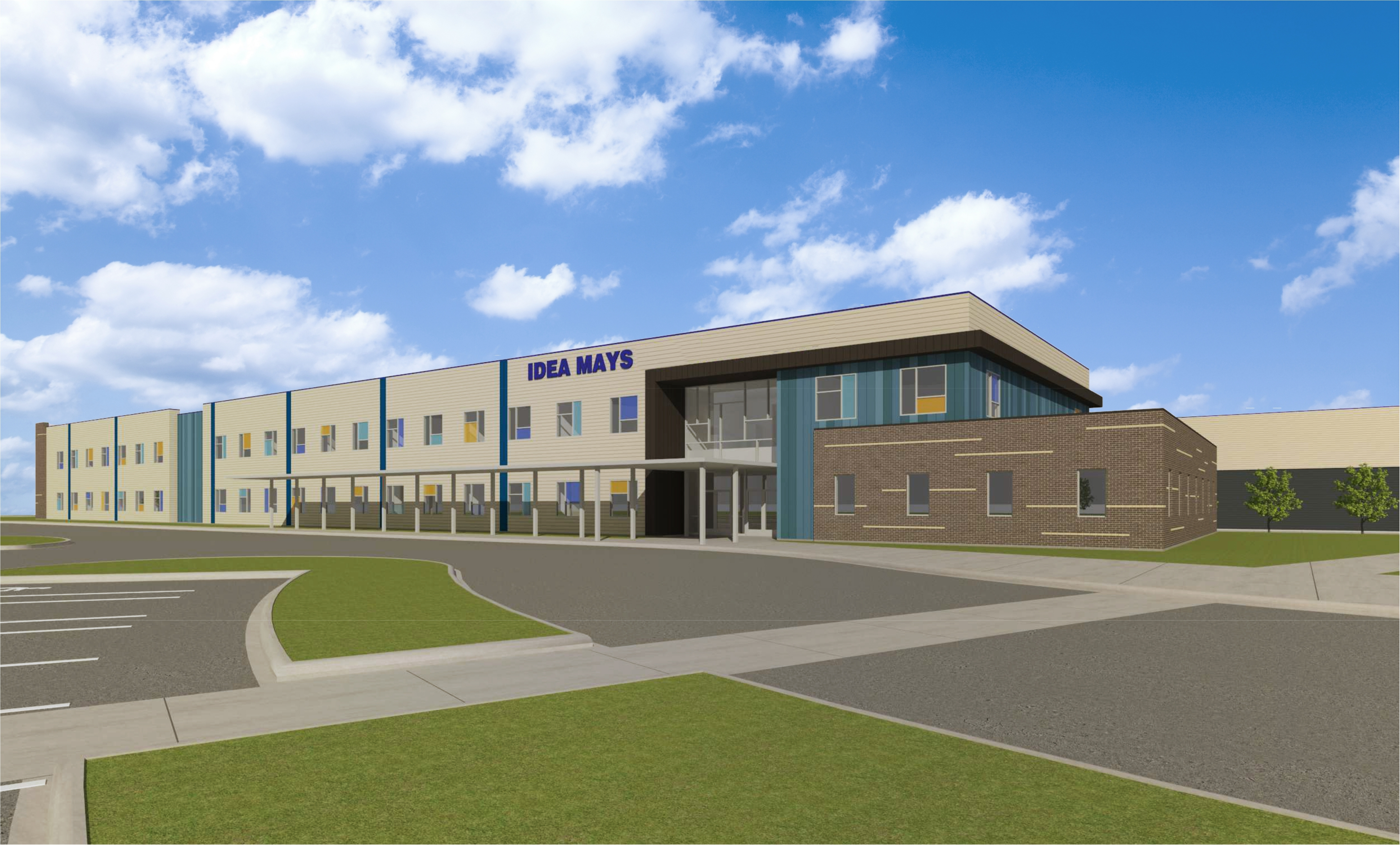 idea public schools breaks ground on newest san antonio campus